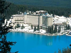 fairmont chateau lake louise hotel at banff and lake louise