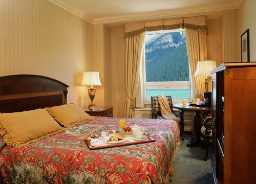 Fairmont Chateau Lake Louise Hotel At Banff And Lake Louise