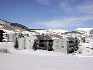 Outrun condos at Crested Butte