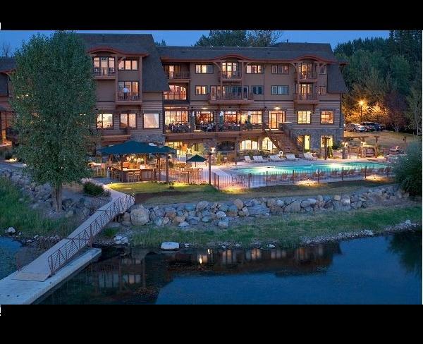 Lodge At Whitefish Lake Condos At Whitefish