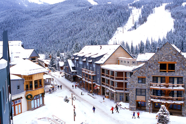 River Run Village condos at Keystone