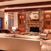 Aspen Hollow Living Area
