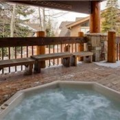 Aspen Hollow Hot Tub Deer Valley
