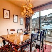 Apsen Townhomes Dinning Area -Beaver Creek