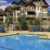 Arrowhead Village Pool Area -Breckenridge