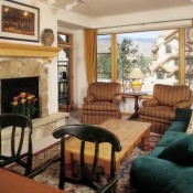 Arrowhead Village Living Room -Breckenridge