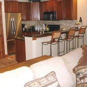 Mountaineer Townhomes Mountain Townhomes Kitchen- Breckenridge