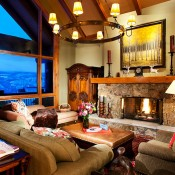 Bear Paw Living Room -Beaver Creek