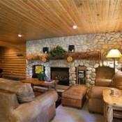 Black Bear Lodge Living Area Deer Valley