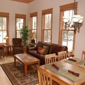 Blue Front Living Room- Breckenridge
