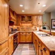 Borders Lodge Kitchen -Beaver Creek