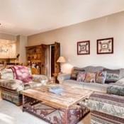 Borders Lodge Living Room -Beaver Creek