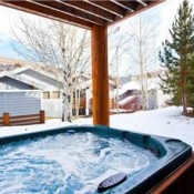 Boulder Creek Hot Tub Deer Valley