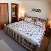 Buttes Condos Bedroom