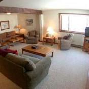 Buttes Condominiums Living Room