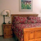The Plaza Bedroom