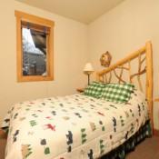 Cabin in the Pines Bedroom Keystone