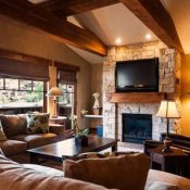 Chateaux living Deer Valley