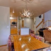 Chimney Dining Room- Breckenridge