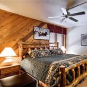 Cimarron Bedroom - Breckenridge