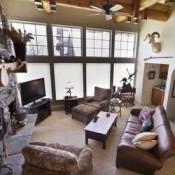 Crail Creek Living Room Big Sky