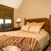 Crystal Peak Lodge Bedroom - Breckenridge