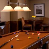Crystal Peak Lodge Billards In Lobby - Breckenridge