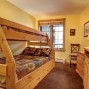 2nd Bedroom - Bunk Beds