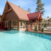 Double Tree Indoor/Outdoor Pool & Indoor/Outdoor Hot Tub Area- Breckenridge
