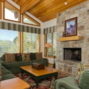 Double Eagle Living Room Deer Valley