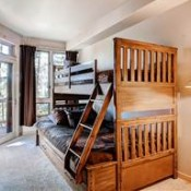 Elk Ridge Bedroom - Breckenridge