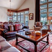 Enclave Living Room - Beaver Creek