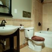 Forest Bathroom Keystone
