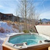 Foxglove Hot Tub Deer Valley