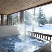 Glenfiddich Hot Tub Deer Valley