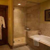 Grand View Lodge Bathroom - Jackson Hole
