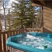 Greyhawk Hot Tub Deer Valley