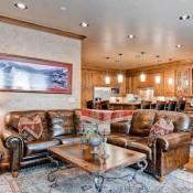 Highlands Slopeside Living Room -Beaver Creek