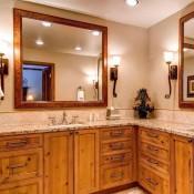 Highlands Slopeside Bathroom -Beaver Creek