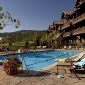 Horizon Pass Pool Area - Beaver Creek