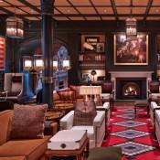 Hotel Jerome Aspen Lobby