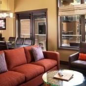 Hotel Terra Living Room - Jackson Hole