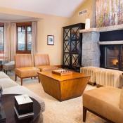 Hummingbird Lodge Living Room - Beaver Creek