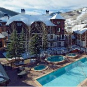 Hyatt Mountain Lodge Pool and Hotel - Beaver Creek