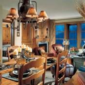 Snake River Lodge and Spa Living Room