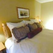 Snow King Resort Bedroom