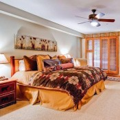 Kiva Bedroom - Beaver Creek