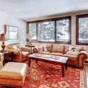 Kiva Living Room - Beaver Creek