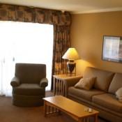 Forest Suites Resort Living Room