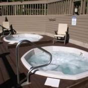 Lakeside Hot Tub Deer Valley